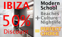 2-for-1 Discount on 2, 4 or 8 Week Intensive Spanish Courses in Ibiza